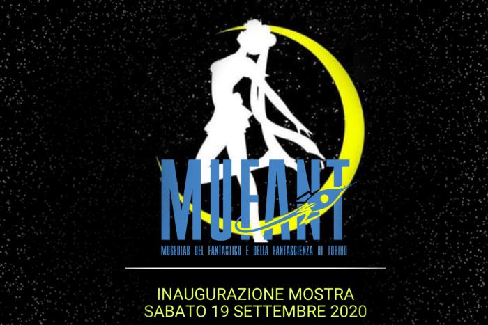 Il museo Mufant di Torino dedica una mostra a Sailor Moon a partire dal 19 settembre 2020