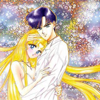 One of my favourite Pic ❤️ . #sailormoon #mamoru #usagi #couple #love #manga